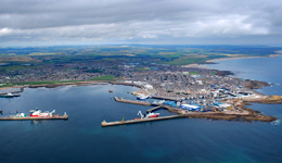 Peterhead Harbour